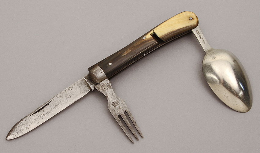 Crookes & Slater Cutlery Hobo Folder