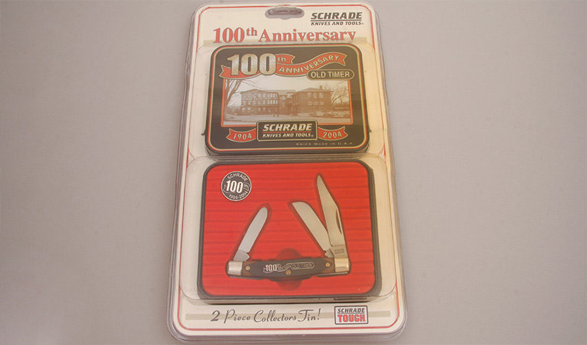 Schrade Cutlery 100th Anniversary Old Timer