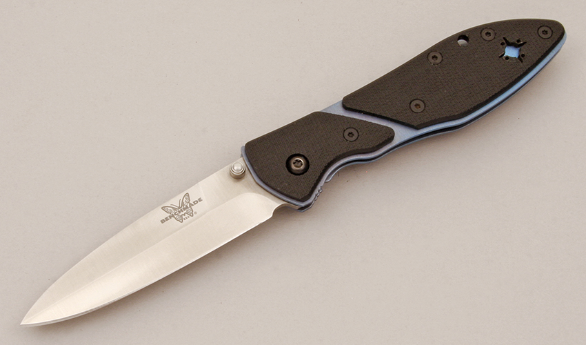 Benchmade Knives 886 Elishewitz Blue Star