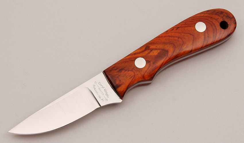 Deryl Wright Camp Knife