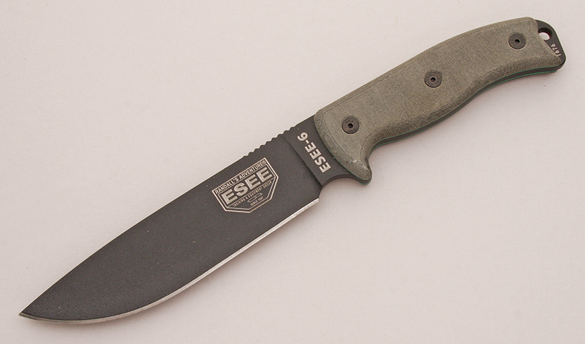 ESEE Knives 6 Wilderness/Survival
