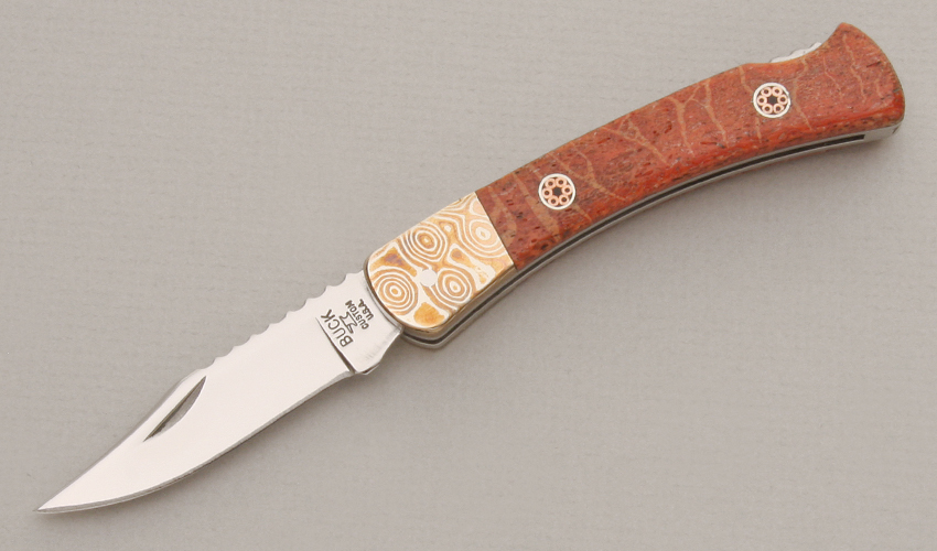 Buck Knives 503 Custom Prince Lockback