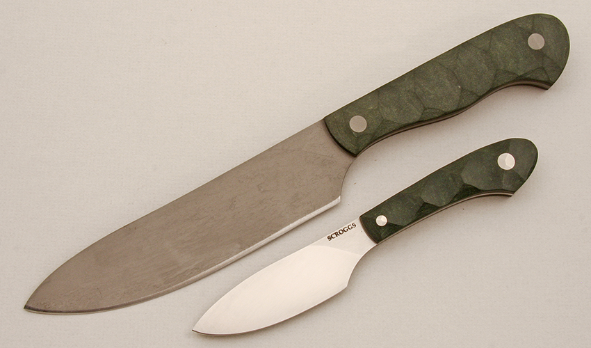 James Scroggs Model 6 & 8 Survival Set